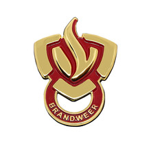 Fire brigade insignia