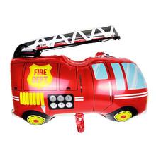 Firefighter balloon
