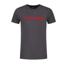 Brandweer T-shirt Spiegelbeeld