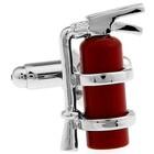 Cufflinks fire extinguisher