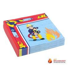 Fireman Sam napkins 20 pcs