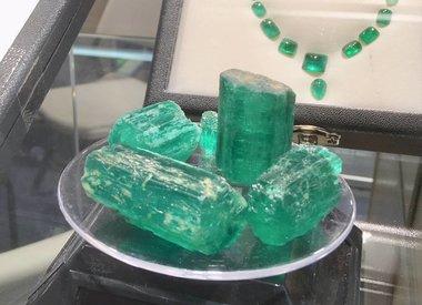 Smaragd - Marcial de Gomar collectie