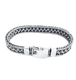 Silver bracelet, Rob