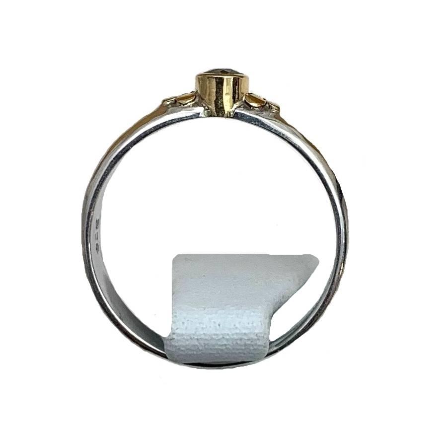 Kiliaan Jewelry Collectie Green fancy sapphire