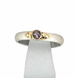 NJ Bali stack rings Stapelring  saffier violet