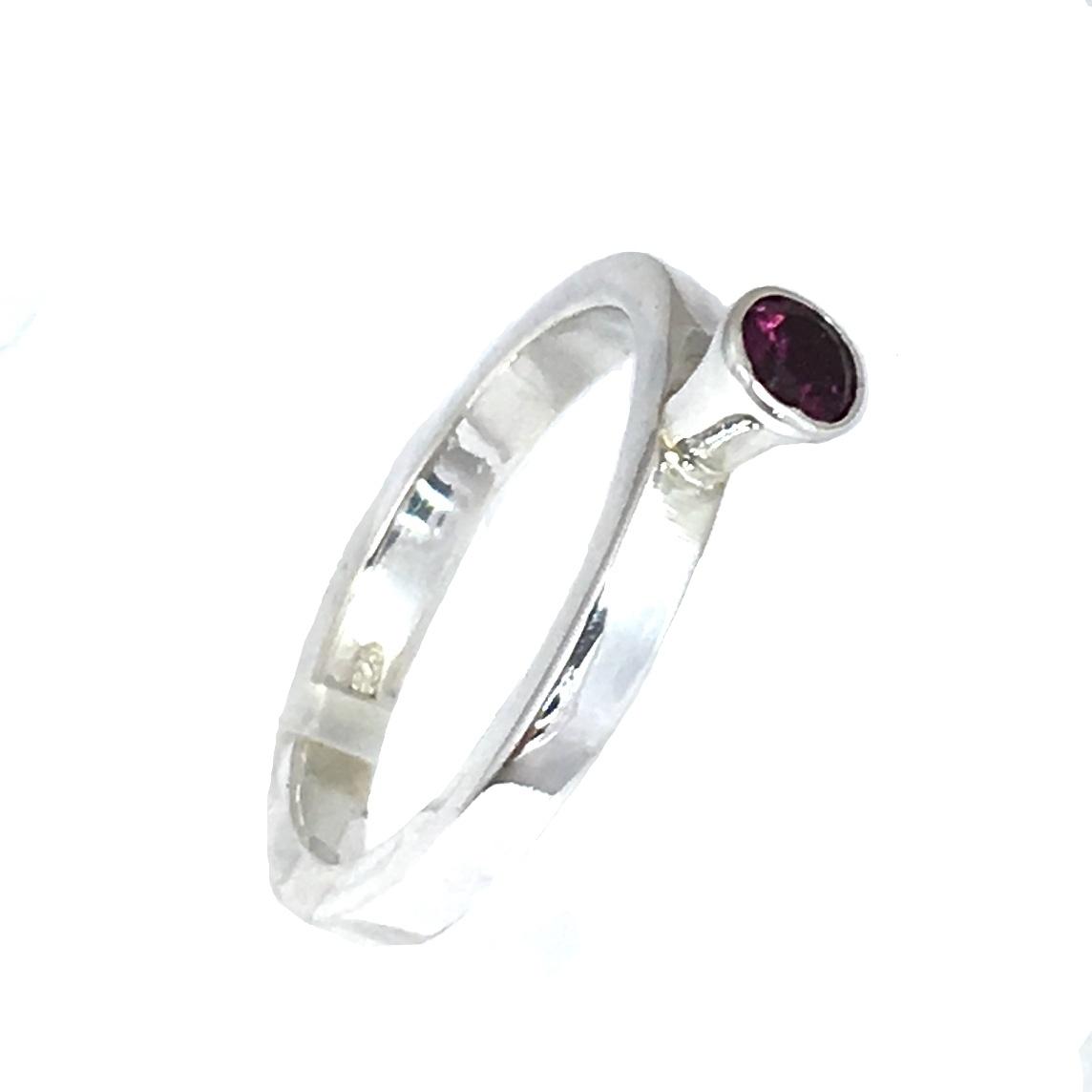 Stackable rings Rhodoliet