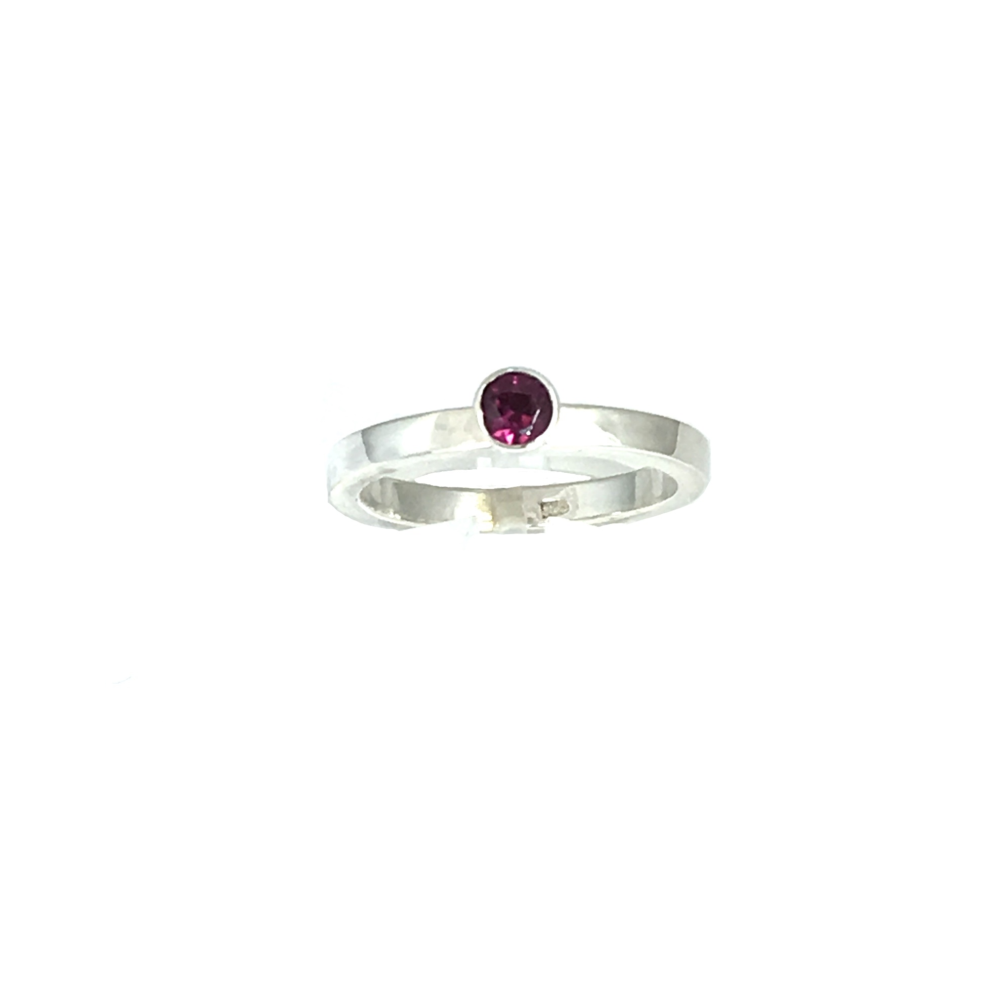 Kiliaan Jewelry Stackable Rings Rhodoliet