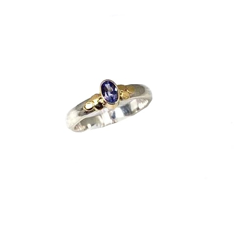 Kiliaan collectie Ring tanzanite