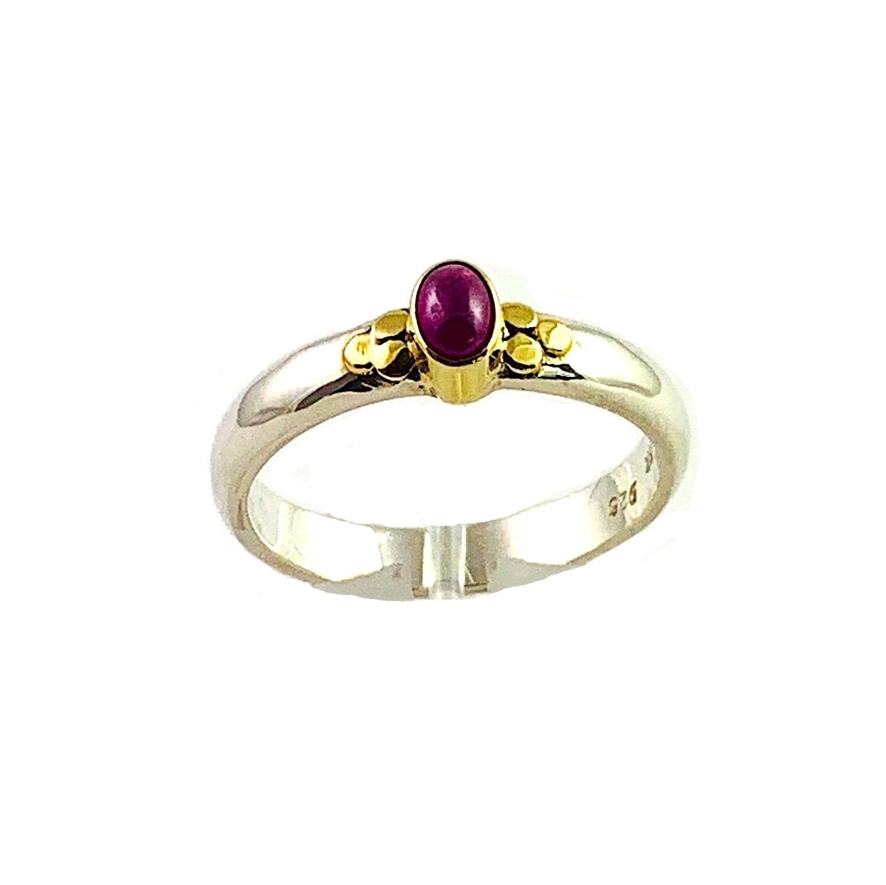 Kiliaan collectie Ring robijn
