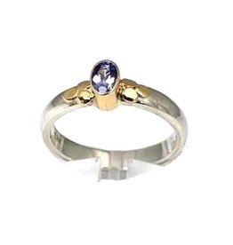 Kiliaan collectie Ring tanzanite, dot
