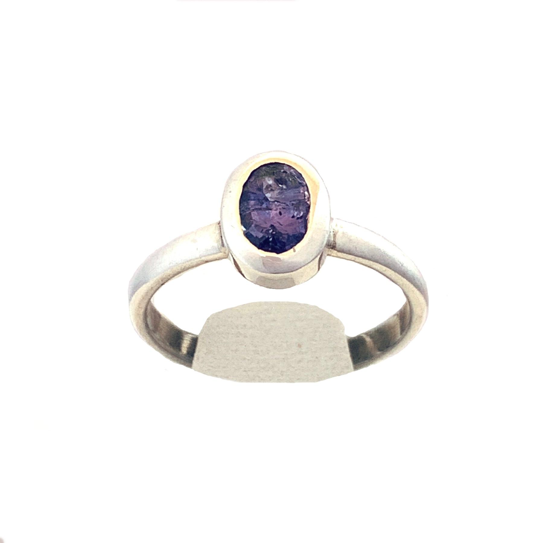 Kiliaan Jewelry Collectie Tanzaniet ring