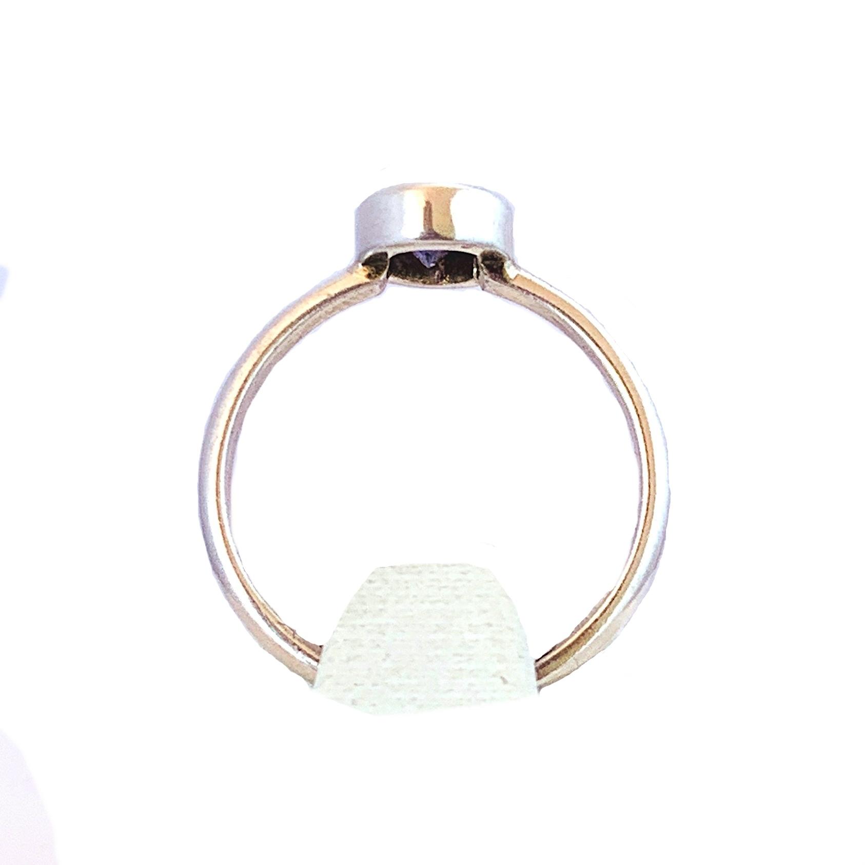 Kiliaan collectie Tanzanite ring