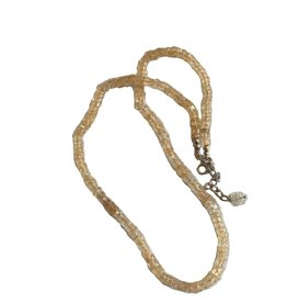 Cadeau idee Necklace citrine