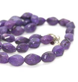Sugiliet, South African Beauty Necklace sugilite