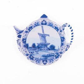 Tea bags holder delft