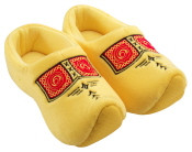 The summer is over, the clogslipper season starts!