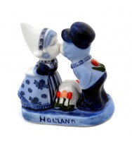 The kissing couple, a souvenir that should not be missed in your house