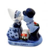 Het kussend paartje, een souvenir wat niet mag missen in uw huis