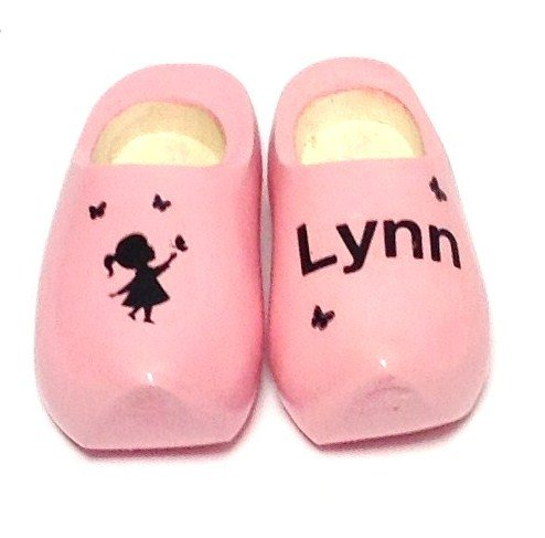 Birth clogs make a fun and original baby shower gift