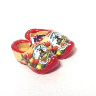 souvenir clogs red sole 6cm