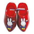 rote Souvenir Clogs Miffy