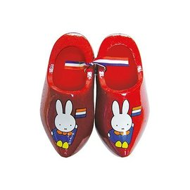 red souvenir clogs Miffy