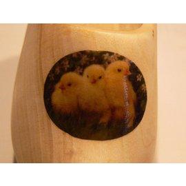 Houten klompen kopen met afbeelding lievelingsdier