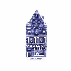 Magnet delft blue cheese shop Amsterdam