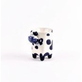 Eggcup Delft Blue Cow