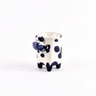 Eierbecher Delft Blue Cow