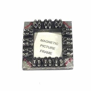 Magneet fotolijst klompen metaal