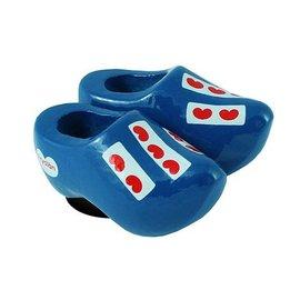 blauwe friese magneetklompjes