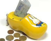 Moneybox woodenshoe