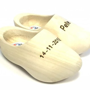 Birth Clogs with engraving