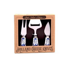 delftblue cheese set