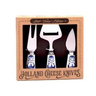 delftblue cheese set