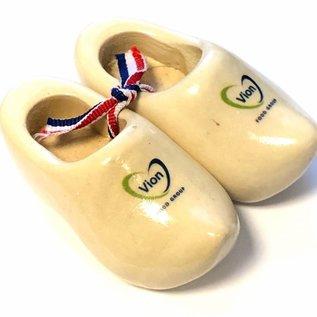 souvenir clogs with logo 14cm
