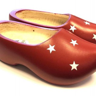 Women's clogs with stars in many colors