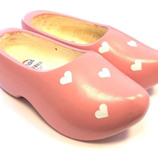 Women's clogs with heart  in many colors