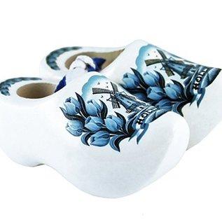 souvenirs clogs 14cm with text