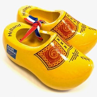 souvenirs clogs 14cm with logo