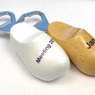 Bottle opener with photo