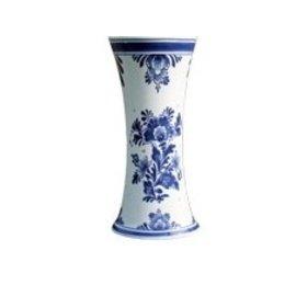 delft blue vase small