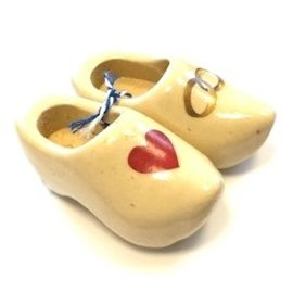 Souvenir clogs with photo 14cm