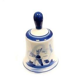 tafelbel Delfts blauw 7cm