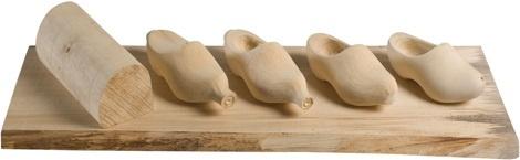 Wie entstehen deine Holzschuhe?
