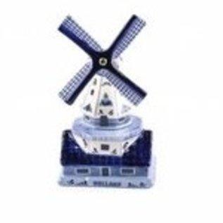 Souvenirs Rackmill delft blue 10 cm