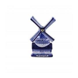 Magnet mit holländischen Mühle