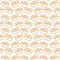 Tea towel  orange wooden shoes