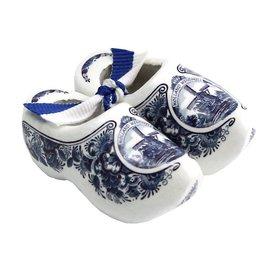 souvenirs klompjes Delfts blauw 6cm